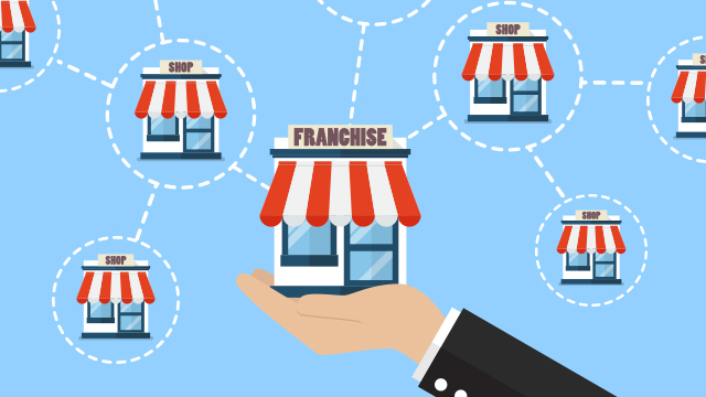 LET'S TALK ABOUT FRANCHISING.